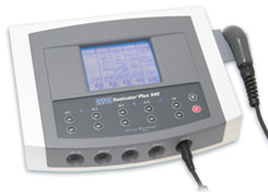 Interferential Unit New – Mettler Electronics, Sonicator Plus 940, Combo