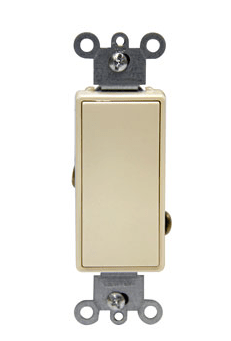 Electrical – Switch (347V 15A Ivory)