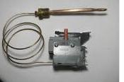 Hydrocullator – Thermostat – through tank