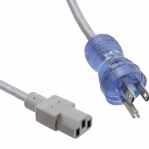 Power Cord Hospital Grade – 8FT