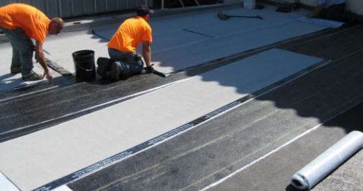 EPDM  Rubber Roof Systems