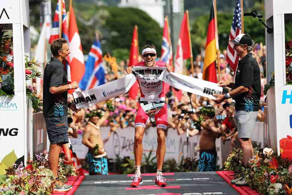 Der zweifache Hawaii-Sieger und favorisierte Herausforderer