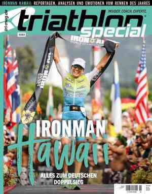 triathlon special 2/2019: Anne Haug