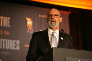 UNCF president and CEO Dr. Michael L. Lomax