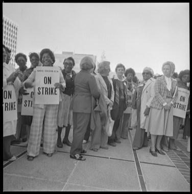 20 - On strike