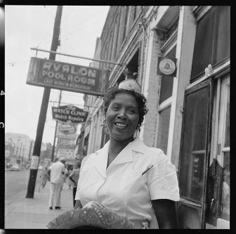 33 - Harlem House worker