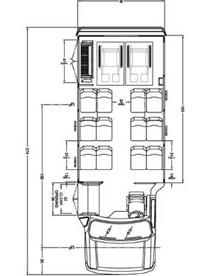 Bus Rental DFW Paratransit Wheelchair Shuttle Van Texas