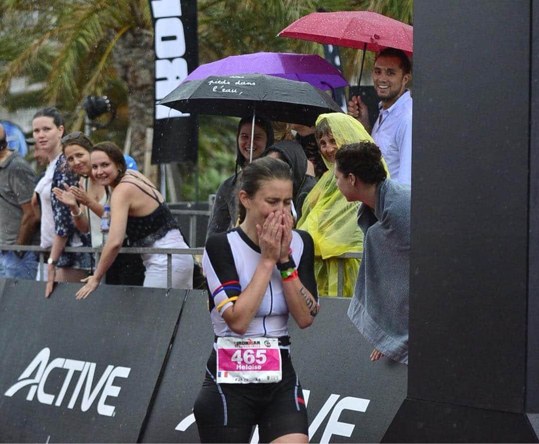Héloïse Ironman Nice