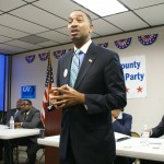 Congressional candidates minimize differences in debate