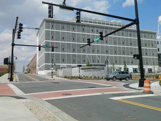 Historic tax credits that were used to revive cities are for Salem place