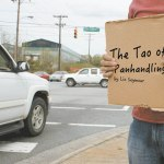 COVER: The Tao of panhandling