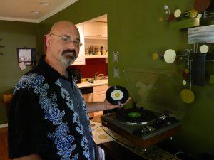 Doug Klesch is a Greensboro documentarian.