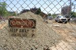 Pressure leads to clean up of downtown Duke Energy site