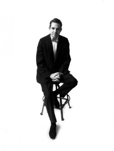 Harold Hayes on Stool credit unknown
