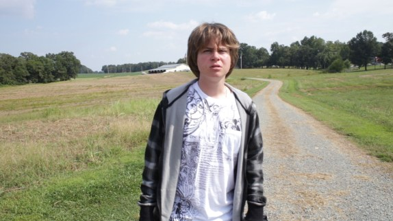 """Gwydion Lashlee-Walton plays Zack, a high schooler with emotional problems exacerbated by bullying which trips his """"kill switch."""" It doesn't end well."""