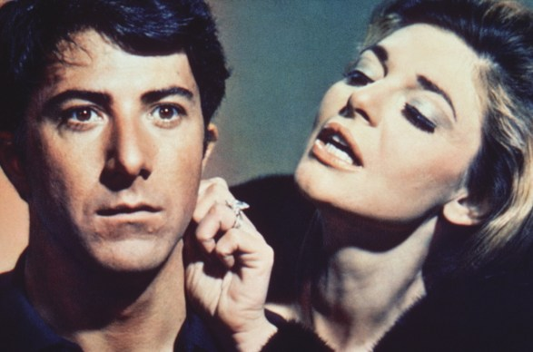 The Graduate, still resonating after all these years, screens at A/perture on Thursday.