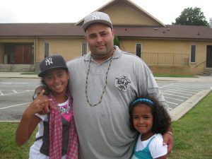 Jay and his daughters
