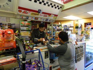 2. Dev Bhandari w: customer credit Jordan Green