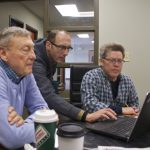 TCB holds investigative journalism class