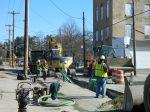 Overhaul of Washington Street underway