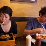 A Japanese restaurant with a trove of Korean food