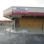 Work nearing completion on troubled restaurant project