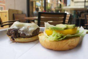 The Español burger