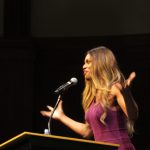 Actress Laverne Cox talks about trans rights and racial justice