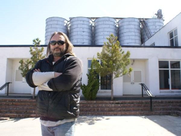 Eric Robert at the Mill