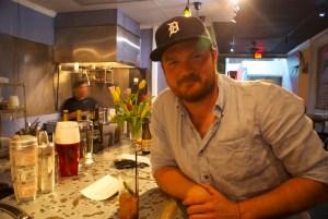 Drinking at LaRue