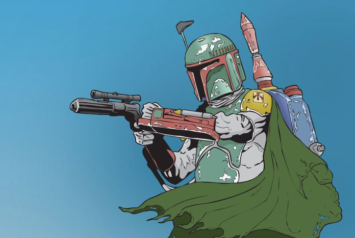 Boba Fett was bad, but not as bad as Jango.