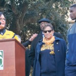 Greensboro honors NC A&T football team