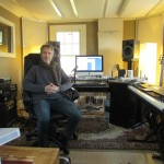 Doug Davis completes three quarters of a cycle in recording project
