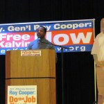 Roy Cooper's gubernatorial campaign skirts race and justice issues