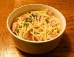 Recreating Corine's pasta