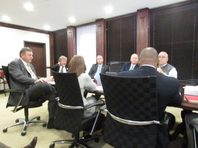 High Point City Council discusses downtown revitalization.