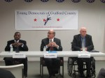 Democratic candidates for 6th District make their case to voters