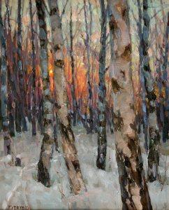 """Eternity"" by Aleksander Titovets."