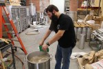 Barstool: The author brews a beer (sort of)