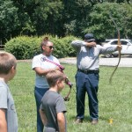 Fun & Games: Archery clinic hits the mark