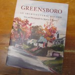 Unsolicited Endorsement: Greensboro: An Architectural Record