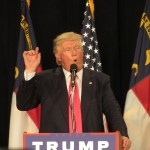 North Carolina: You're going to be seeing a lot of Donald Trump