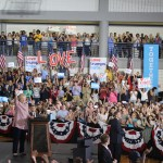 Clinton returns to campaign trail in Greensboro