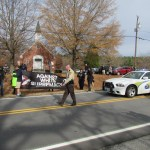 Klan terrorizes Roxboro, side-stepping antifascist protesters