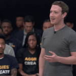 Facebook's Mark Zuckerberg brings road show to NC A&T University