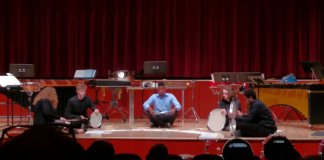 UNCSA percussion