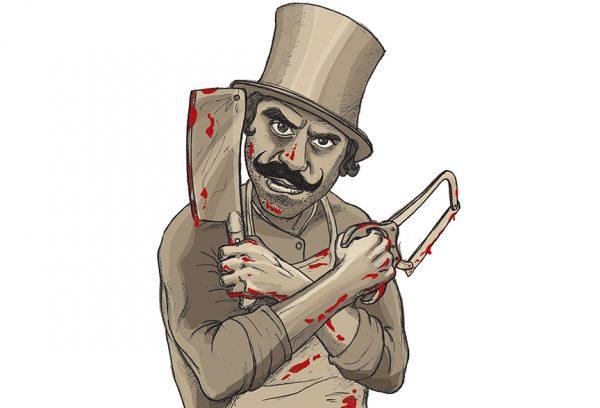 frank snipes butcher