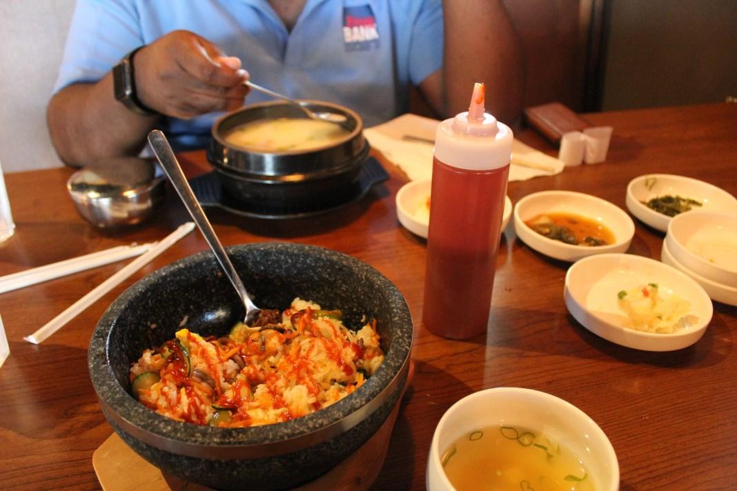 bibimbap-and-soup-at-high-point-korean-bbq