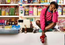 chewing-gum-tracey-gordon-michaela-coel-convenience-store-work