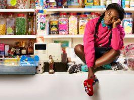 chewing-gum-tracey-gordon-michaela-coel-convenience-store-work